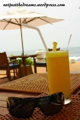 Na sok w Colombo warto wybrać się do jednego z hoteli. Cena to około 5 zł, za to smak nieporównywalny z tym co oferują bardziej lokalne stoiska.