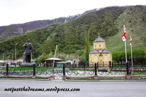 Sno to też ważne miejsce religijne dla gruzińskiego kościoła prawosławnego.