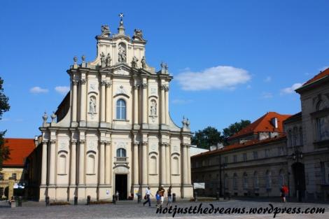 Kościół Wizytek