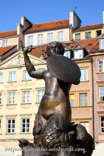 Syrenka, symbol Warszawy