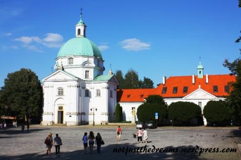 Kościół pw. Św. Kazimierza i Rynek Nowego Miasta
