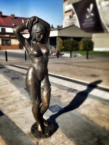 Rzeźba w Andrychowie