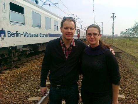 Z Warszawy do Berlina w nietypowej formie (i towarzystwie ;) )